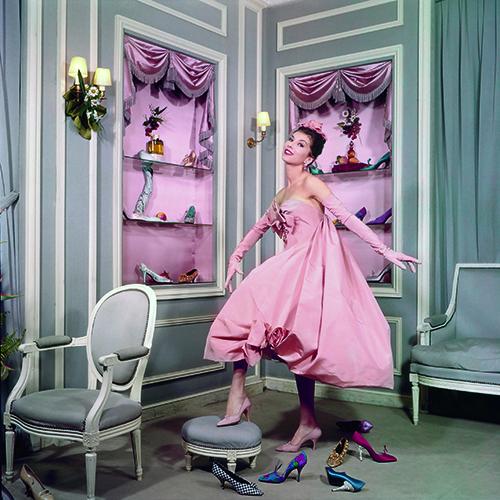 Chez Dior, Paris, 1958 ©Sabine WEISS